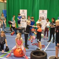 YOUTH FITNESS & FUN (5 - 15 YRS)